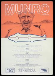 Plakat Munro