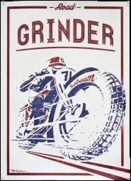 Plakat Road Grinder